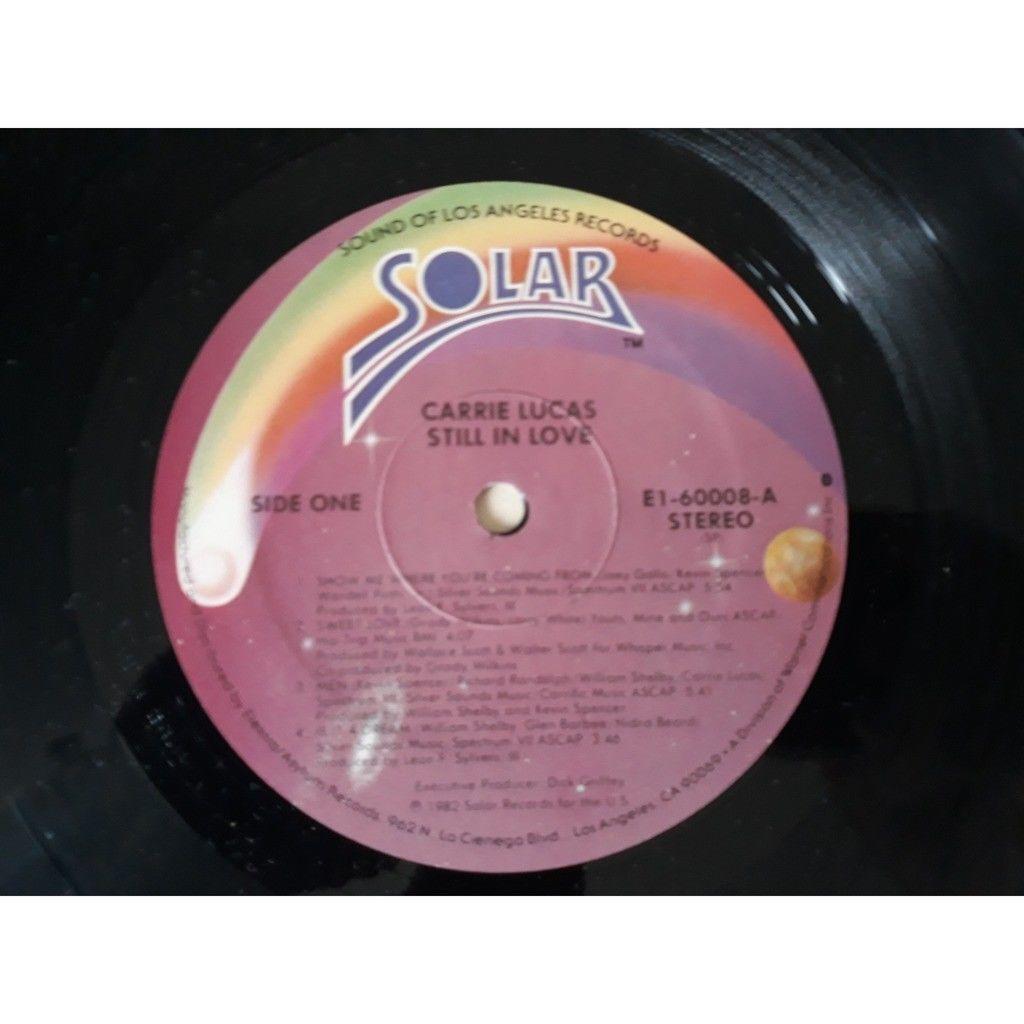 carrie lucas still in love.1982.