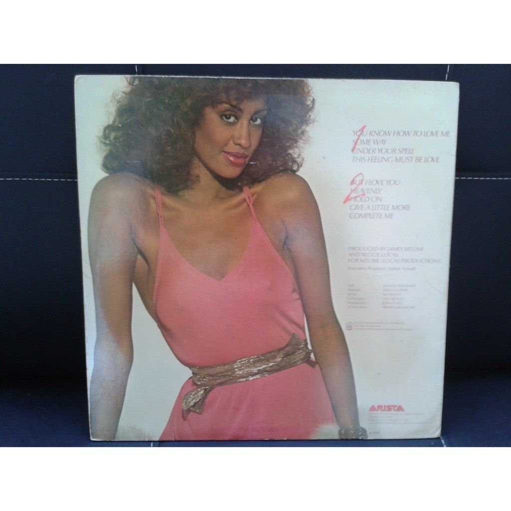 Phyllis Hyman You Know How To Love Me.1979.