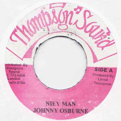 Johnny Osburne Niey Man