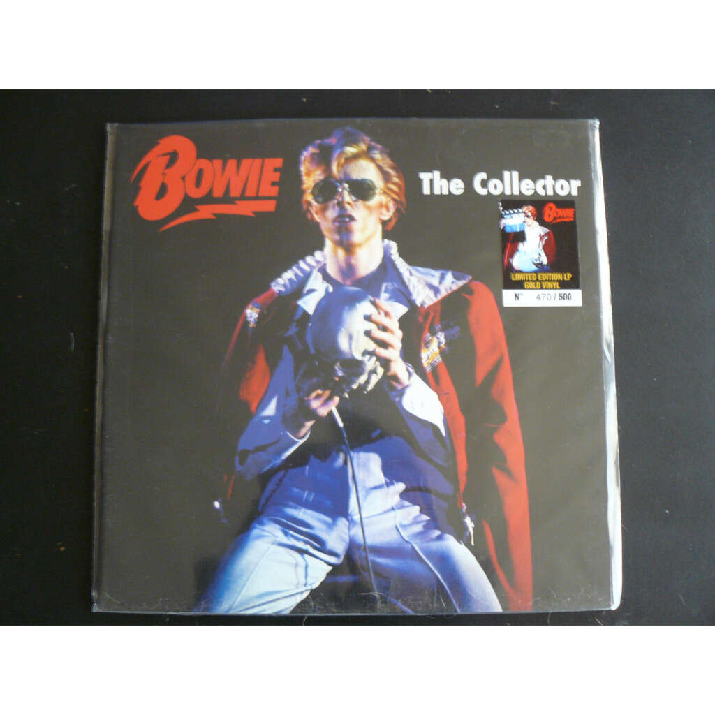 david bowie the collector