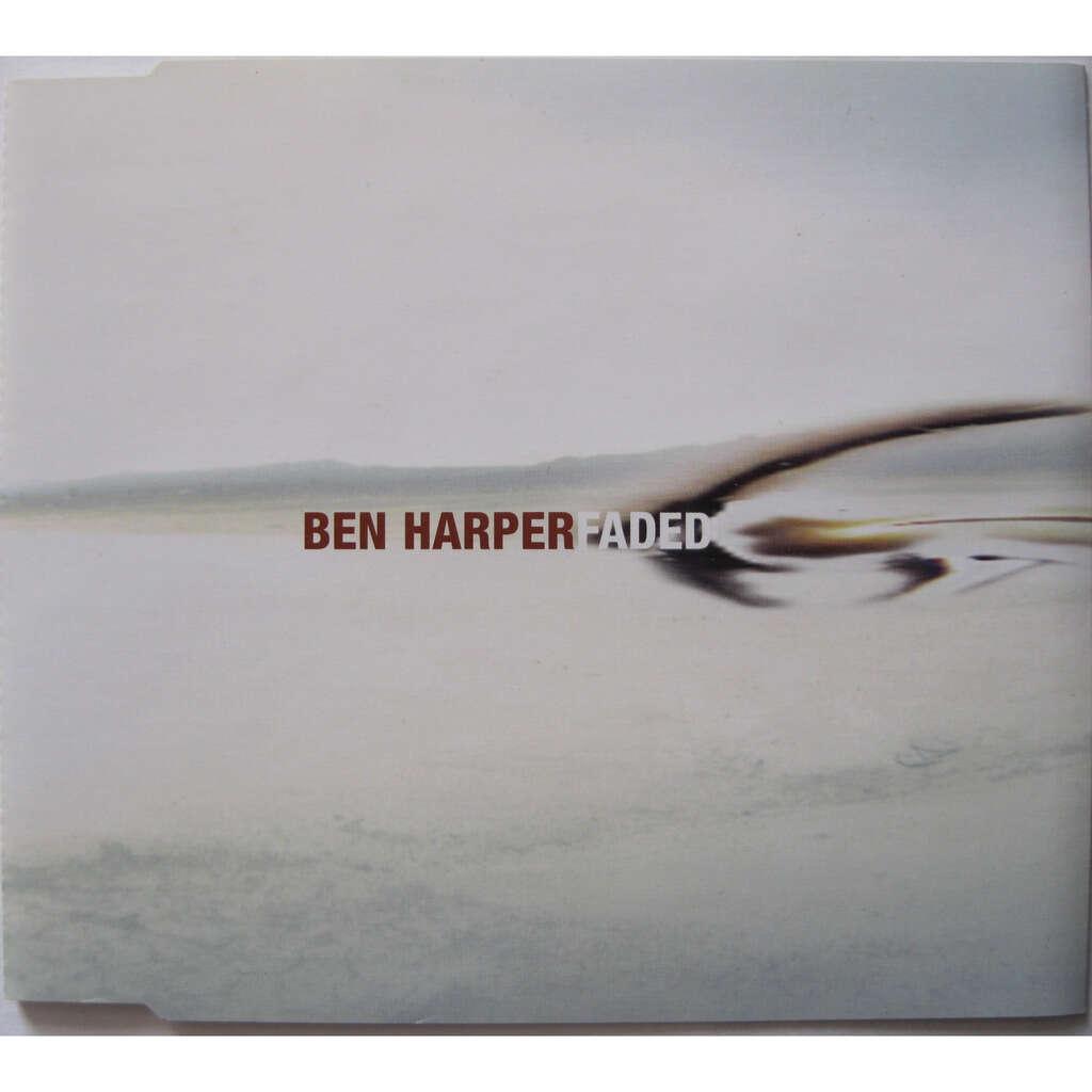 BEN HARPER Faded