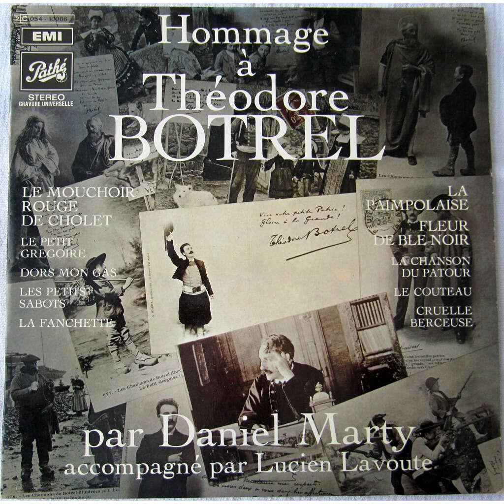 Daniel Marty, Lucien Lavoute Hommage à Théodore Botrel