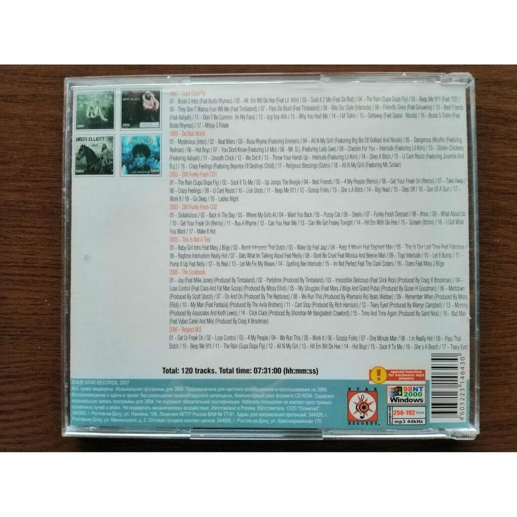 missy elliott MP3 Collection
