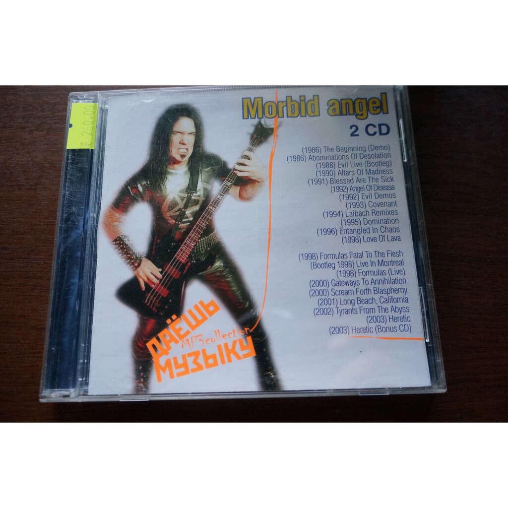 morbid angel MP3 Collection (2 CD)