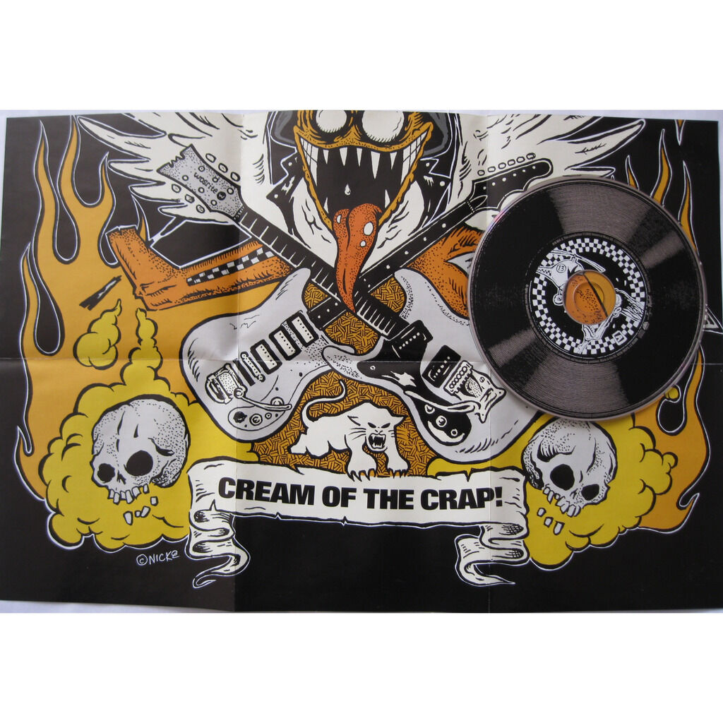 The Hellacopters Cream Of The Crap! (Collected Non-album Works • Volume 1)