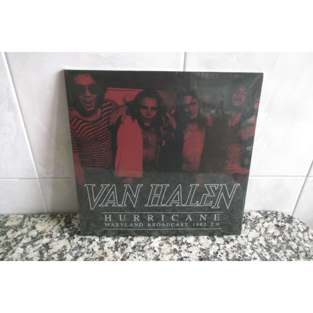 VAN HALEN Hurricane - Maryland Broadcast 1982 2.0