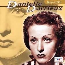 Danielle Darrieux DISQUE D'OR