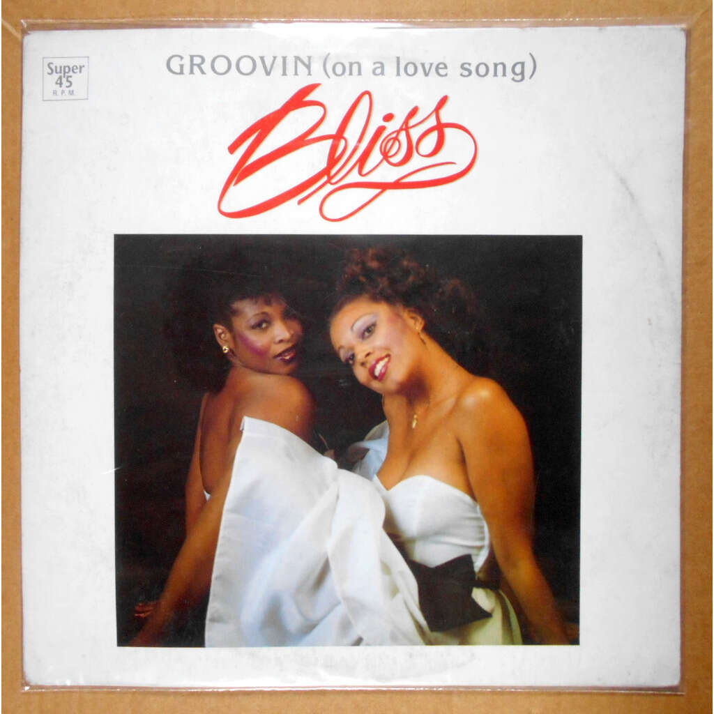 bliss groovin' (on a love song) Pt. 1 / Pt. 2