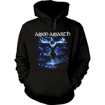 AMON AMARTH Raven's Flight - HOODIE