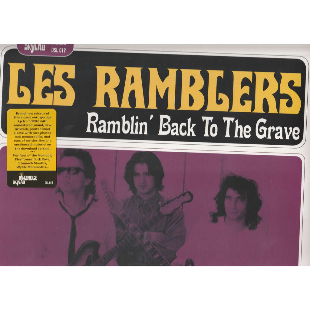 ramblers ramblin' back to the grave