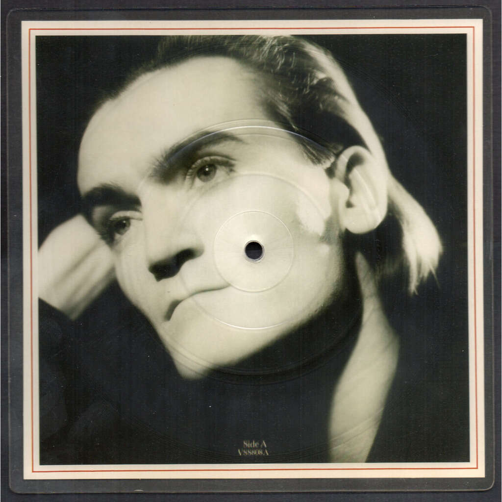 FEARGAL SHARKEY A GOOD HEART - ANGER IS HOLY .. .. PICTURE DISC ( 8' )