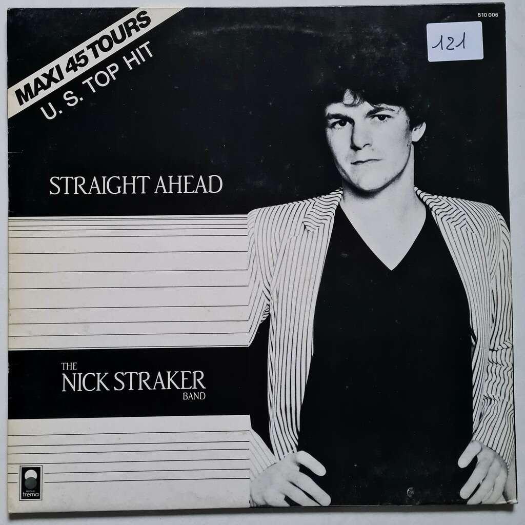 Nick Straker Band Straight Ahead