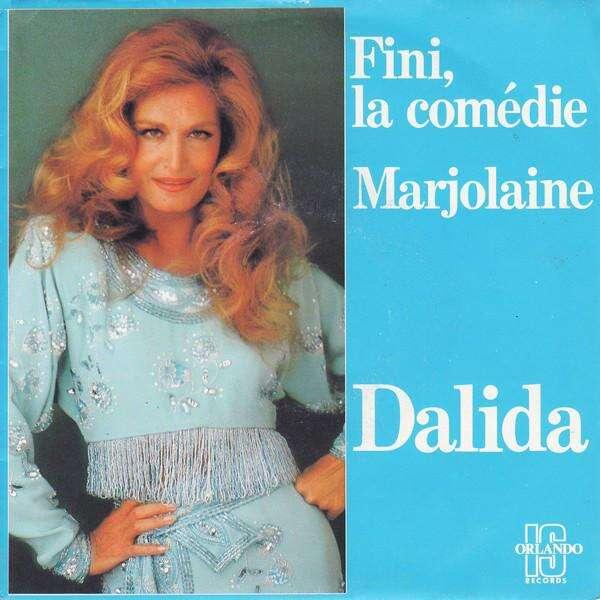 Dalida Fini La Comédie / Marjolaine