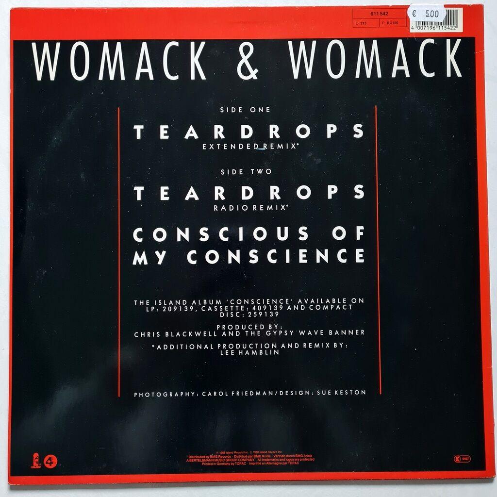 Womack & Womack Teardrops
