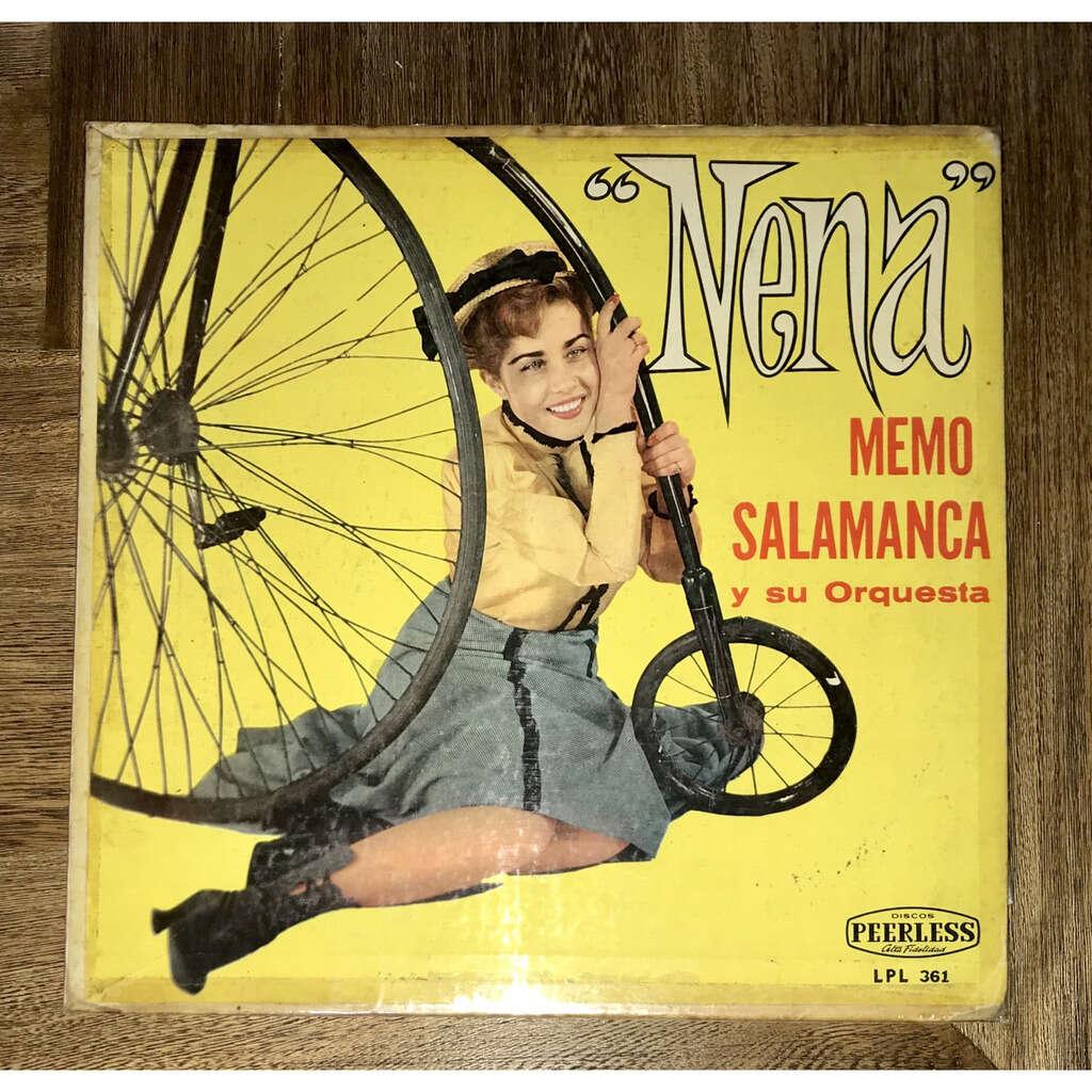 Memo Salamanca y su orquesta Nena