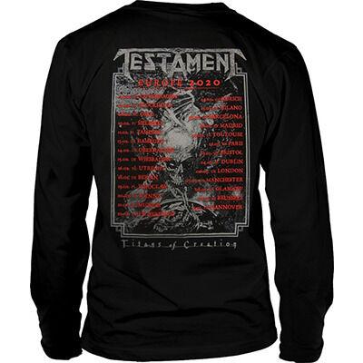 TESTAMENT Titans of Creation - LONGSLEEVE