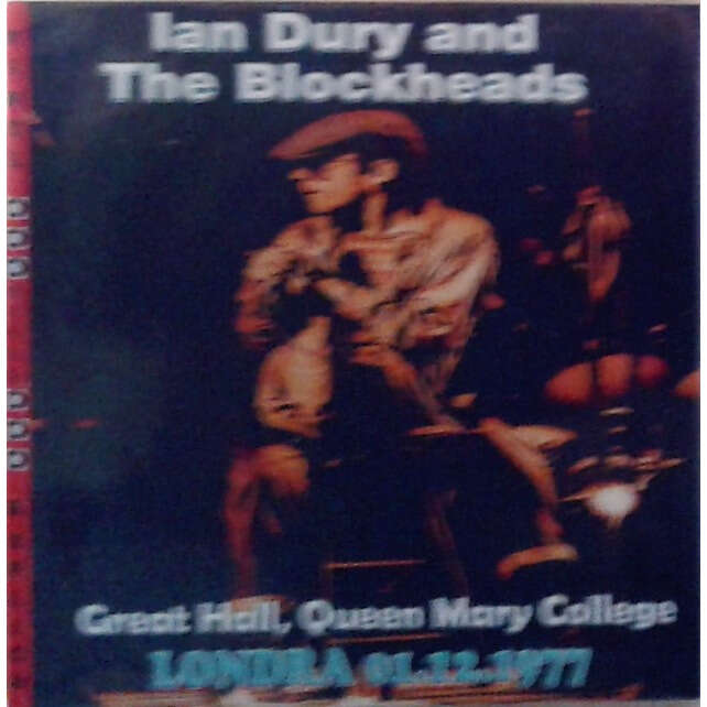 ian Dury & The Blockheads Live At 'Great Hall Queen Mary College' (London UK 01.12.1977)