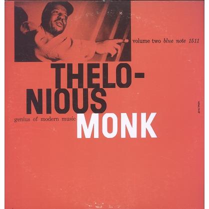 Thelonious Monk Genius of modern music Vol.2