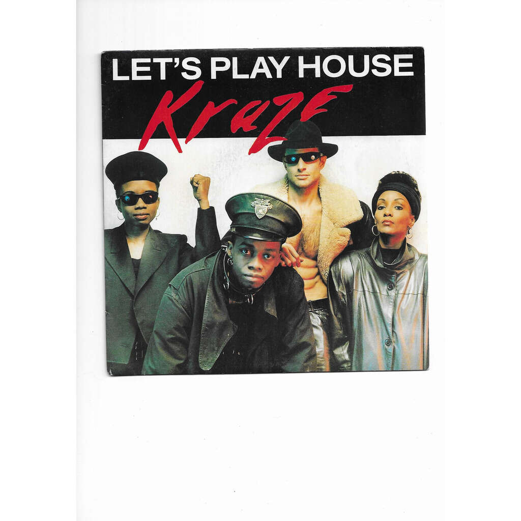 KRAZE LET'S PLAY HOUSE / LET'S PLAY HOUSE (parental guidance)
