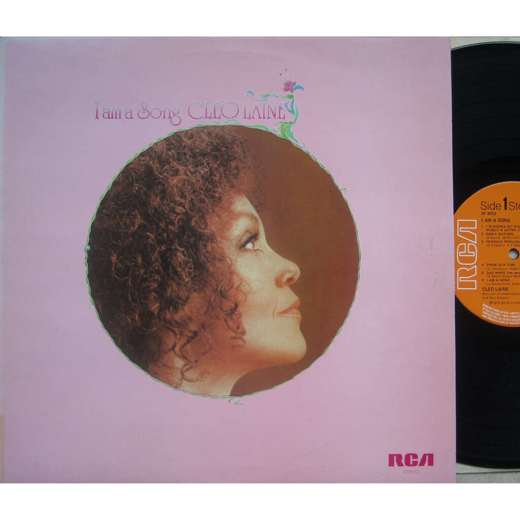 cleo laine i am a song