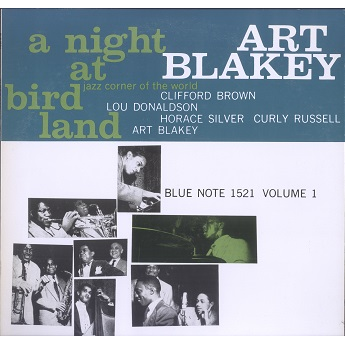 Art Blakey Quintet A Night At Birdland Vol.1