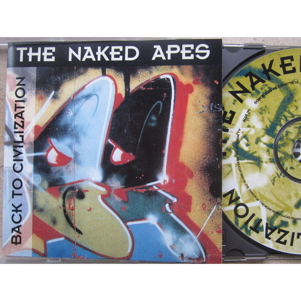 naked apes back to civilization