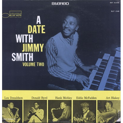 Jimmy Smith A Date With Jimmy Smith, Vol. 2