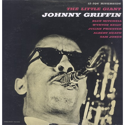 Johnny Griffin The Little Giant