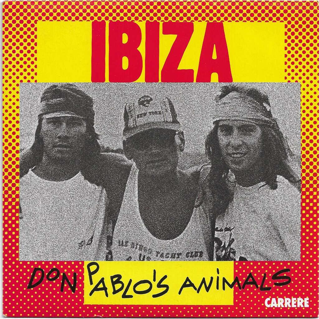 DON PABLO'S ANIMALS IBIZA / BONUS BEAT MACHINE