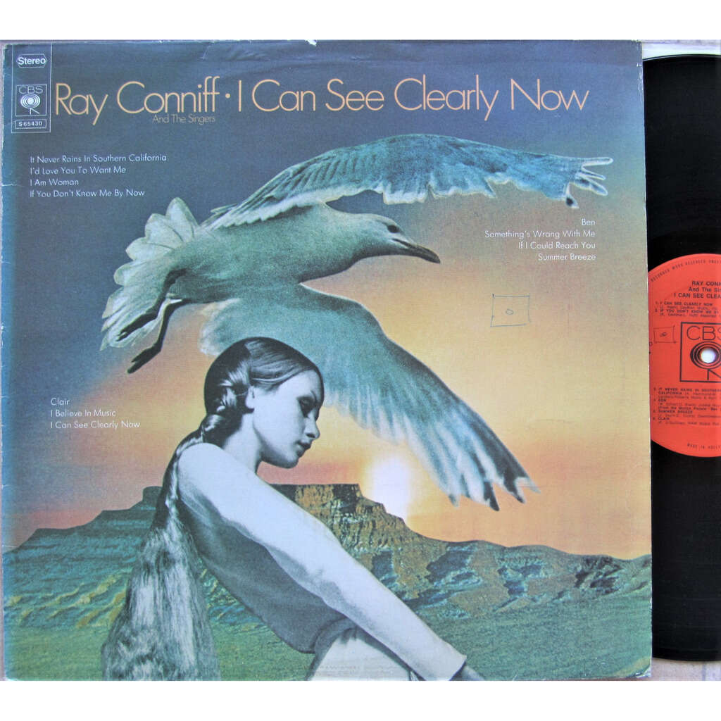ray conniff i can see clearly now