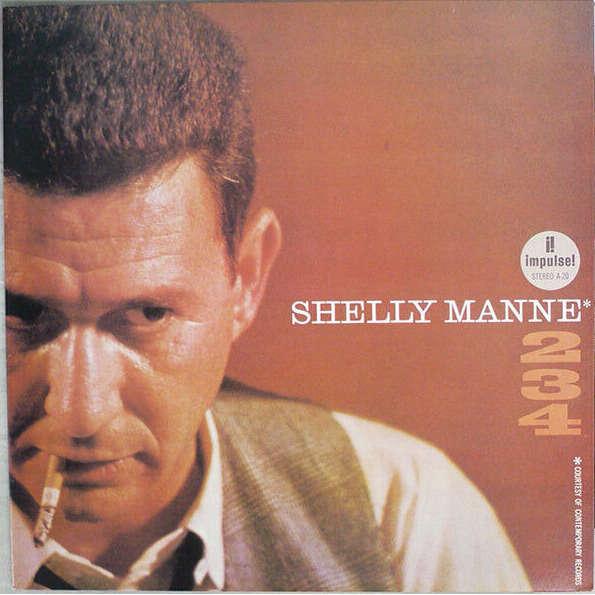 Shelly Manne Coleman Hawkins Eddie Costa ... 2-3-4