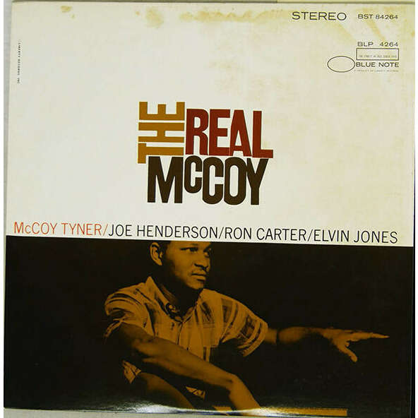McCoy Tyner Joe Henderson Elvin Jones ... The Real McCoy