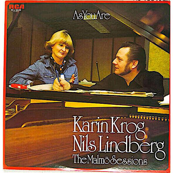 Karin Krog Bernt Rosengren Allan Botschinsky Karin Krog, Nils Lindberg - As You Are (The Malmö Sessions)