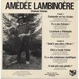 amedee lambinoere (louis racinoux) patoisant poitevin / vol. 1 (monologues en patois) + vol. 2 (la veillée - en public) + dedicace