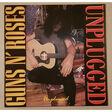 guns n' roses unplugged (darkest night lbl ltd live lp green vinyl ps)