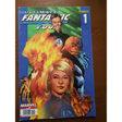 ULTIMATE FANTASTIC FOUR - Ultimate Fantastic Four n°1, 2, 4 et 5 - Moyen format souple