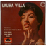 LAURA VILLA - Rosinha / Eu sei que vou te amar / Sieu errei / Fala amor - 45T (EP 4 titres)
