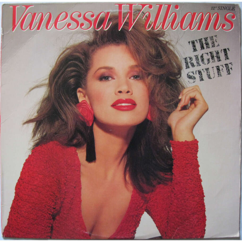 Vanessa Williams The Right Stuff