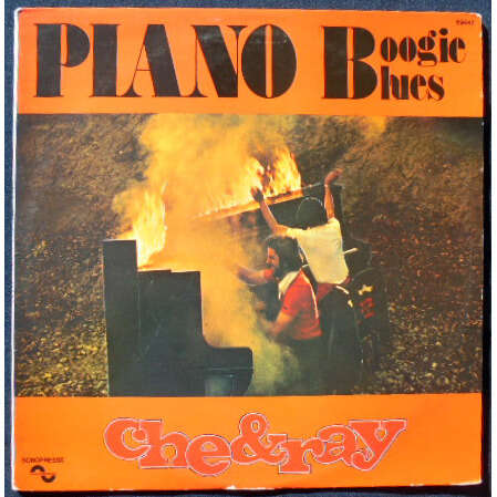 CHE & RAY (Che PEYER & Ray FEIN) Piano Boogie Blues