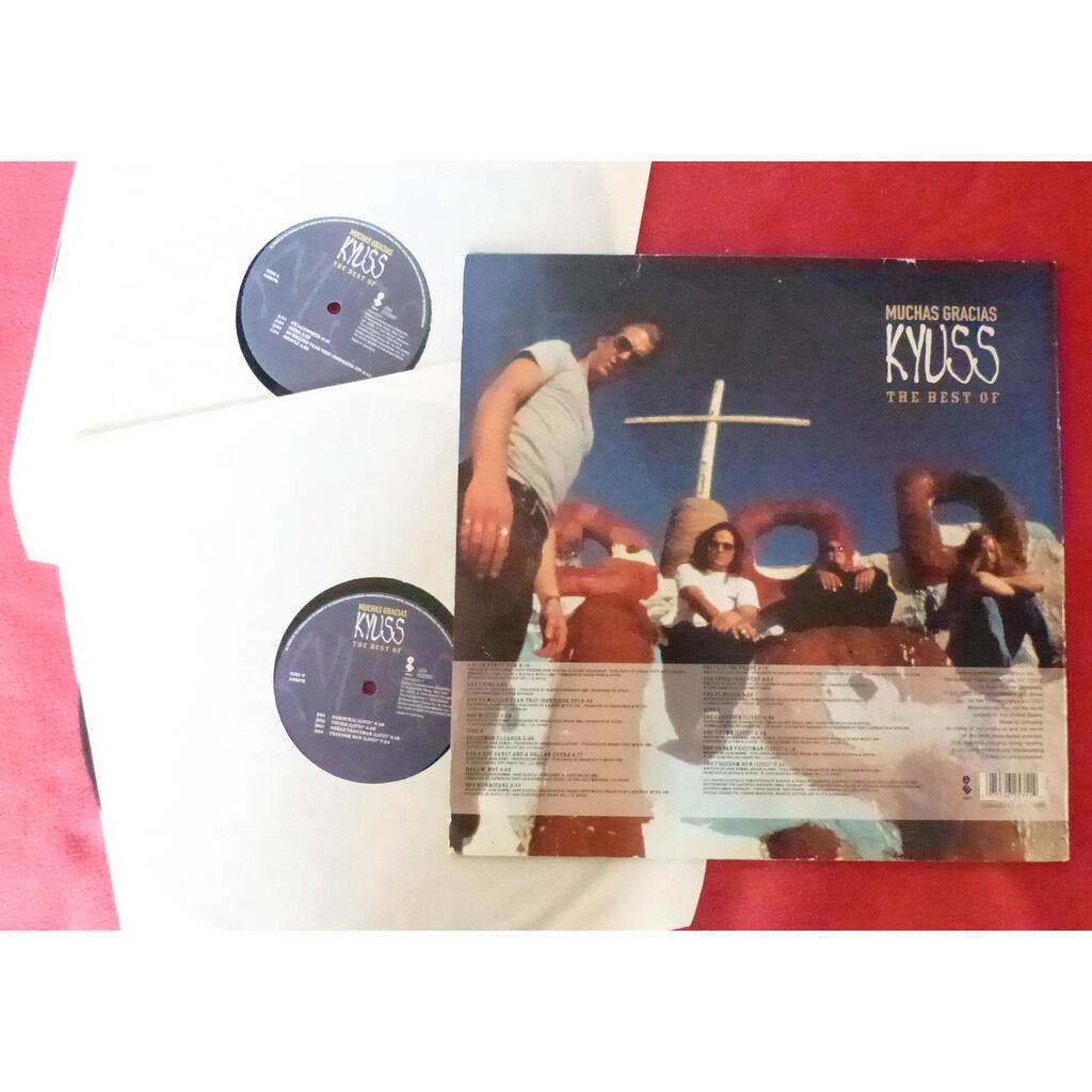 kyuss muchas gracias the best of