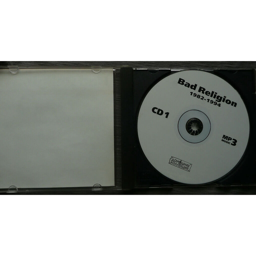 Bad Religion MP3 Collection CD-1 (13 albums; 1982-1994)