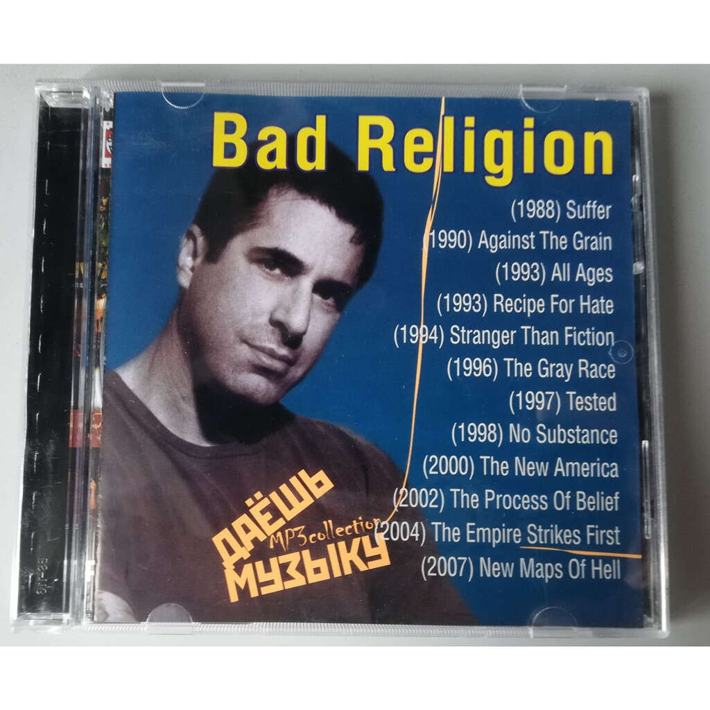Bad Religion MP3 Collection