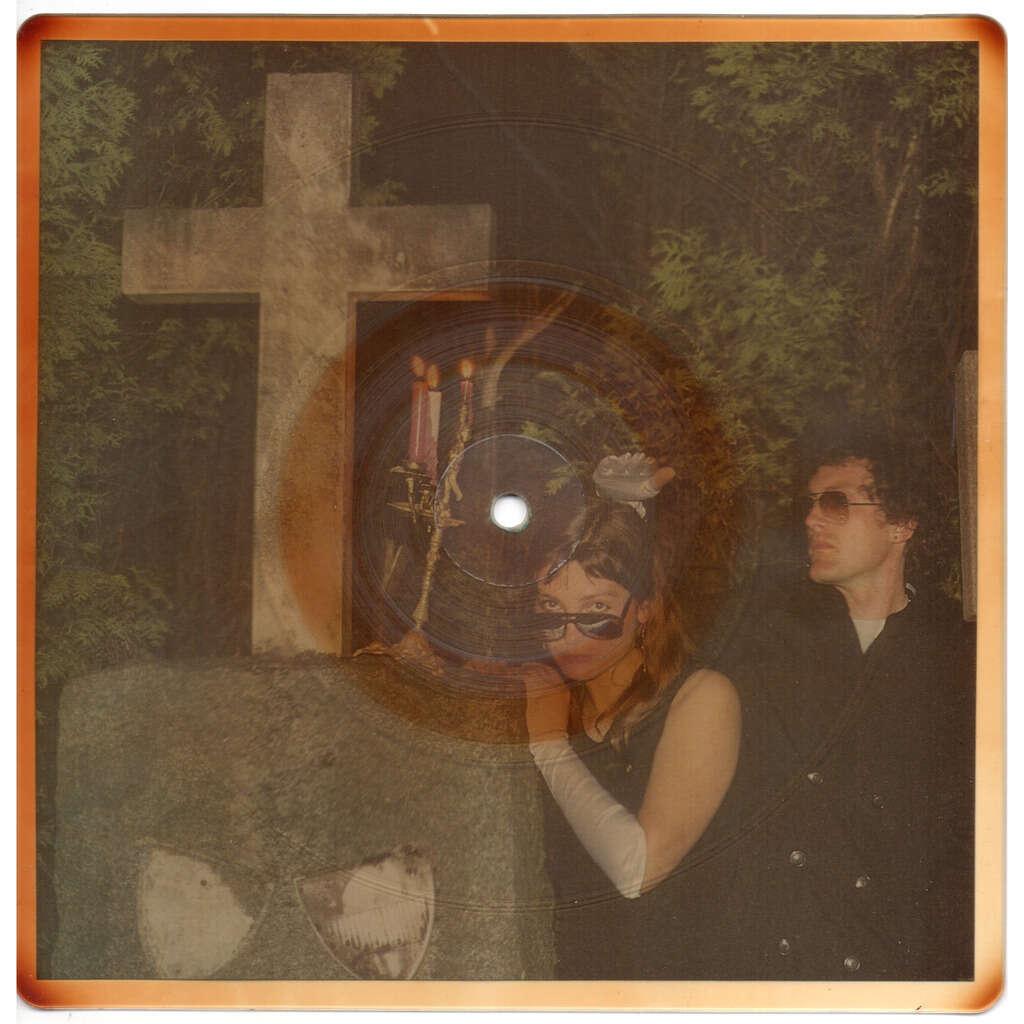 ANETTE & DIE MUSCHELTAUCHER .. K.G.B. 1, 2, 3 ( ANETTE ) - GRAVEYARD ( ANETTE ) - MADCHEN ( KEIN GRUND ZUR BERUHIGUNG ) .. SHAPE DISC
