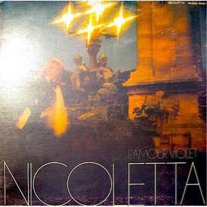 Nicoletta L'amour violet