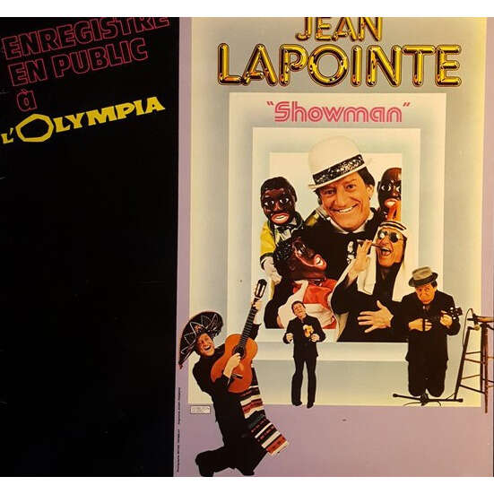 Jean Lapointe Showman a l'olympia (1985)