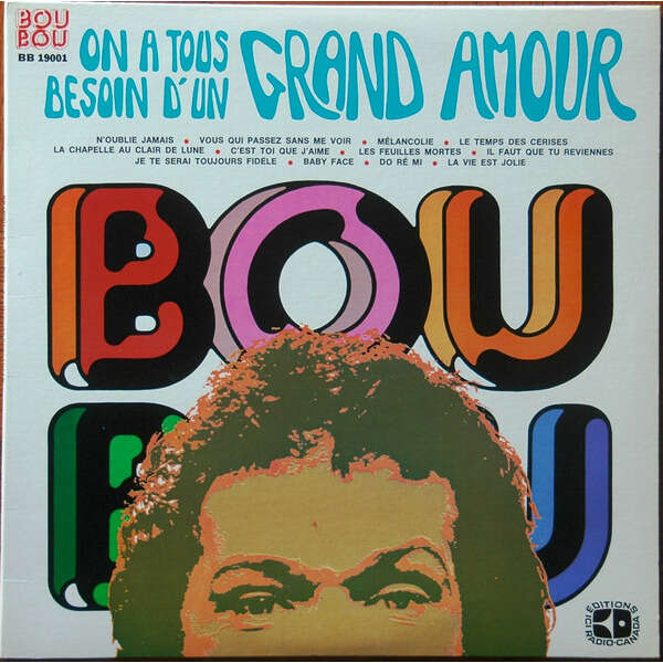 jacques boulanger on a tous besoin d'un grand amour