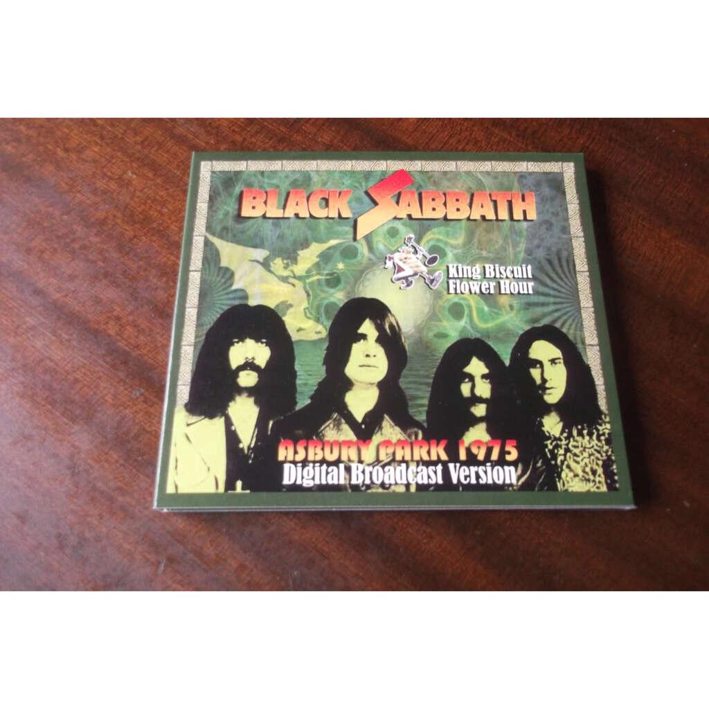 BLACK SABBATH Asbury Park 1975 (Digital Broadcast Version)