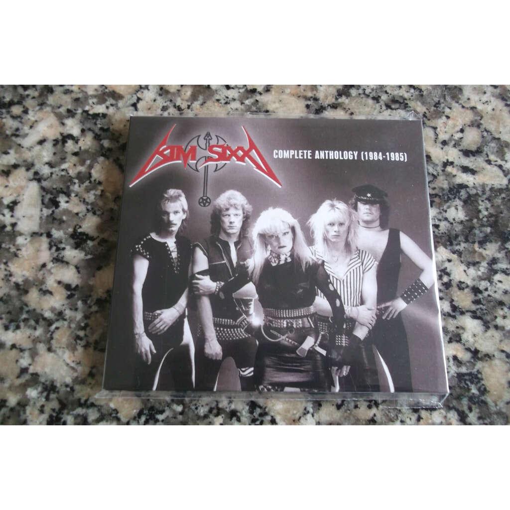 KIM SIXX Complete Anthology