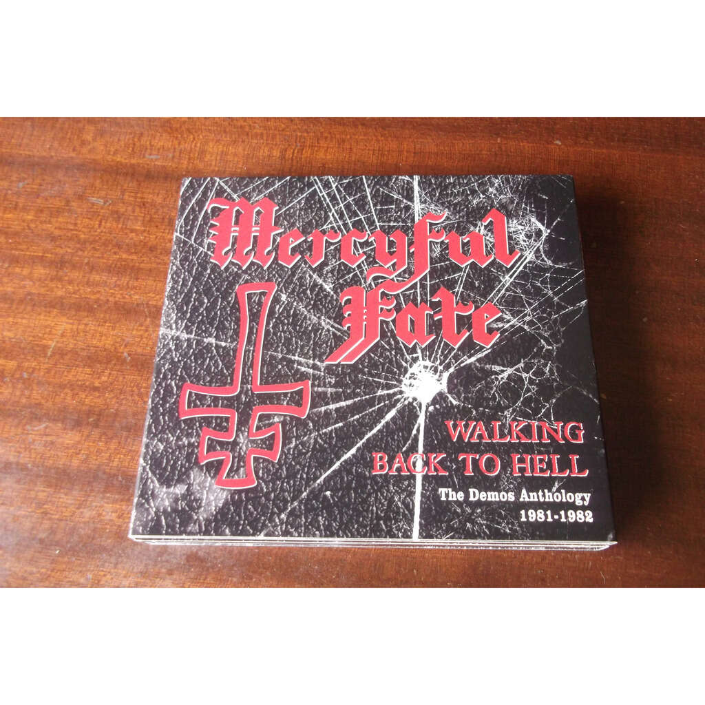 mercyful fate Walking Back To Hell - The Demos Anthology1981-82