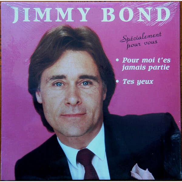 Jimmy Bond Spécialement pour vous